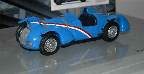 Minichamps, 1937 Delahaye Type 145 V-12 Grand Prix, Mullin Museum Collection, 1/43