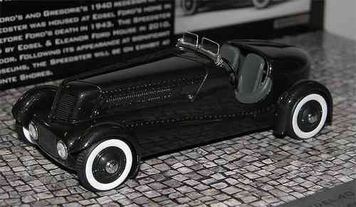 Minichamps, 1934 Ford Model 40 Special Speedster, First Class Collection, 1/43