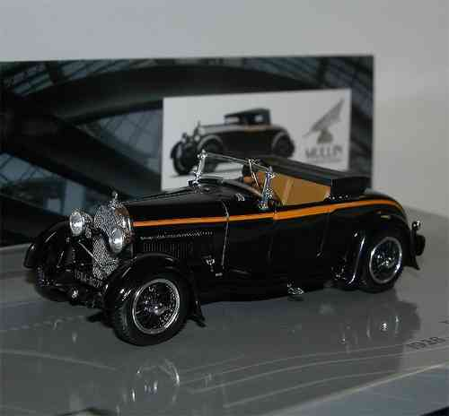 Minichamps, 1928 Lorraine-Dietrich Type B3-6 Sport Roadster, Mullin Museum Collection, 1/43