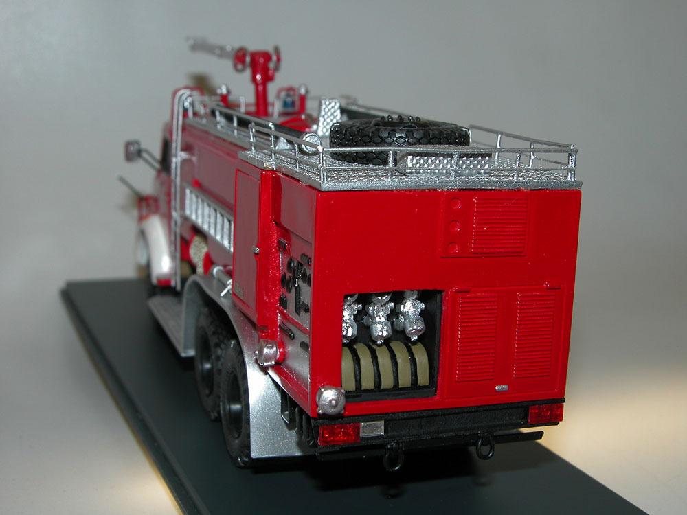 Kimmeria Mercedes Benz 2624 Ftlf 8000 Metz Feuerwehr 1