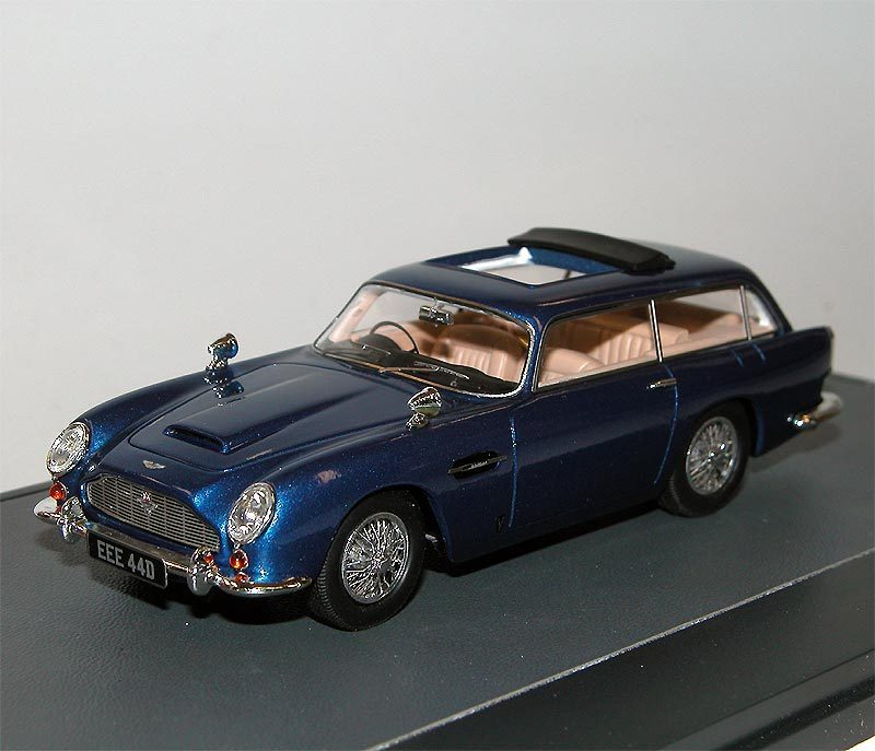Matrix scale models aston martin db5 shooting brake webasto roof