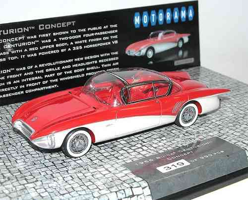 Minichamps, 1956 Buick Centurion Concept, American Dream Car, 1/43