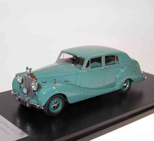 Great Lighting Models, 1949 Rolls Royce Silver Wraith James Young, Saloon, 1/43