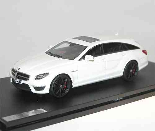 Great Lighting Models, Mercedes-Benz AMG CLS63 Shooting Brake, S-Model, 1/43