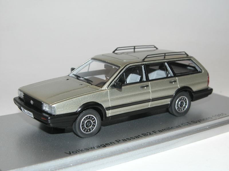 kess scale models  vw passat  variant syncro allrad