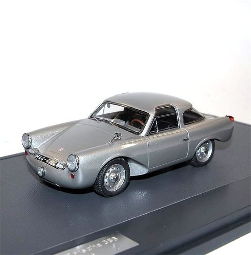 Matrix Scale Models, 1954 Glöckler Porsche 356 Special Coupe, 1/43