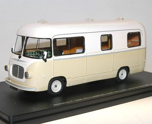 PERFEX, Renault 1400 KG HEULIEZ Camping Car, Wohnmobil, 1/43