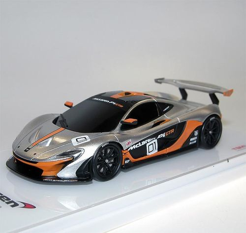 TSM Model, McLaren P1 GTR, Pebble Beach Debüt 2014, 1/43