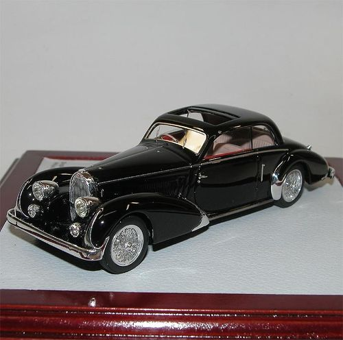 Chromes-Ilario, Bugatti T57 Paul Nee Pillarless Coupe, 1947, 1/43