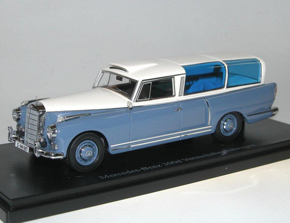 autocult 1960 mercedes 300d versuchsbegleitwagen mit. Black Bedroom Furniture Sets. Home Design Ideas