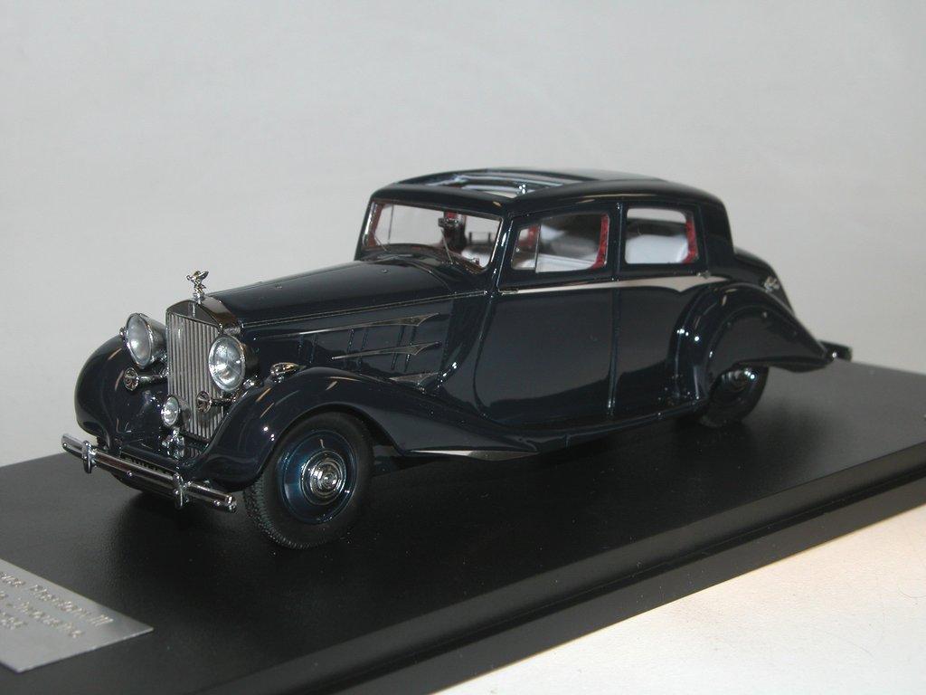 glm 1937 rolls royce phantom iii hooper sports limousine limited. Black Bedroom Furniture Sets. Home Design Ideas