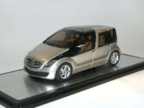 Spark Mercedes-Benz F600 HYGENIUS Concept Car 2005, 1:43