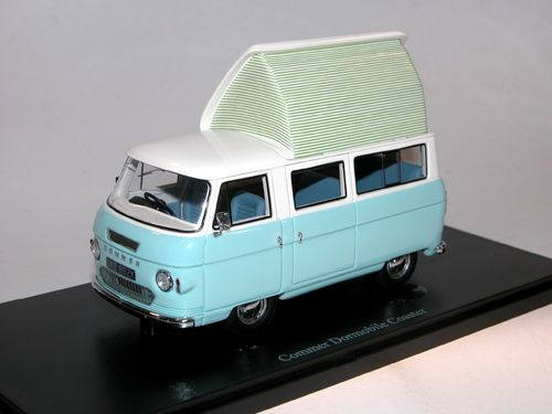AutoCult, 1972 Commer Dormobile Coaster, Wohnmobil, 1/43