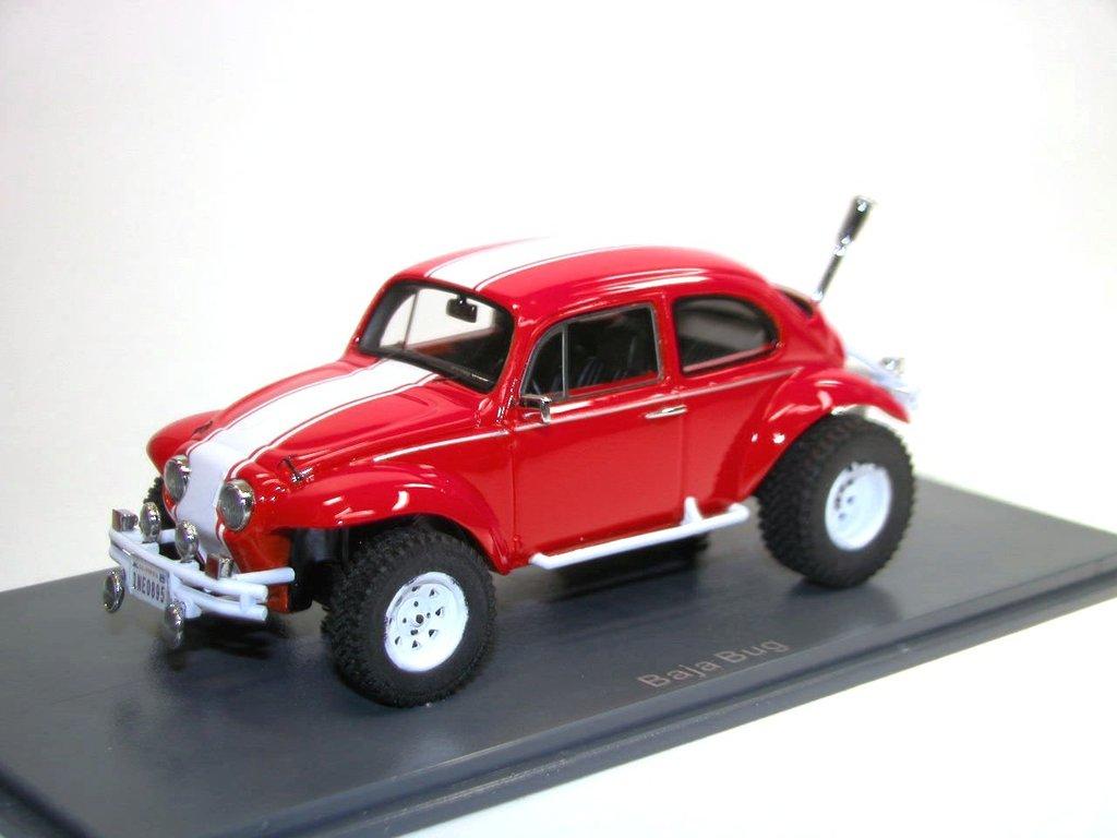 Neo Scale Models VW Baja Bug Off-Road Käfer Buggy 1/43 Resine