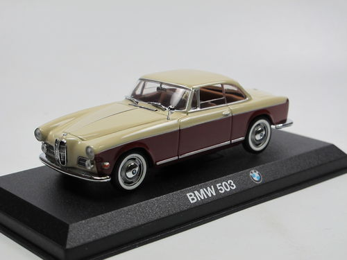 Universal Hobbies 1956 BMW 503 Coupe braun 1/43