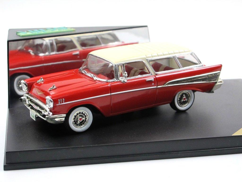 Vitesse 1957 Chevrolet Nomad Station Wagon Red 1 43 In Ovp Chevy
