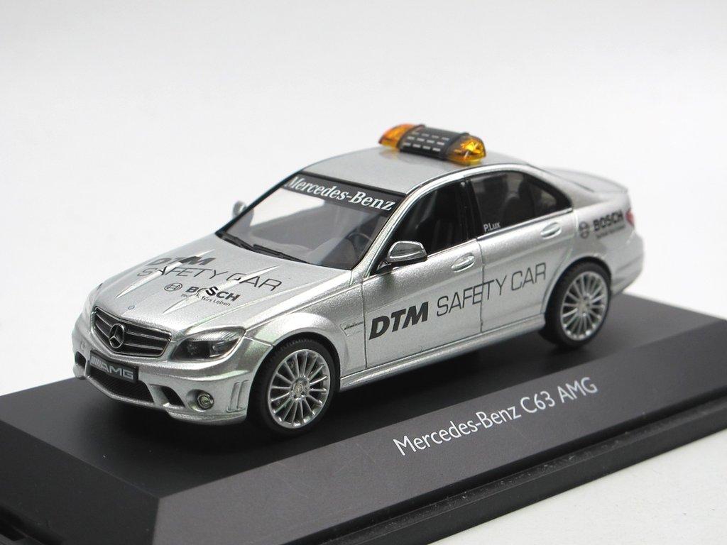 Schuco Mercedes Benz C63 Amg Safety Car Dtm 2008 1 43 Gnstig