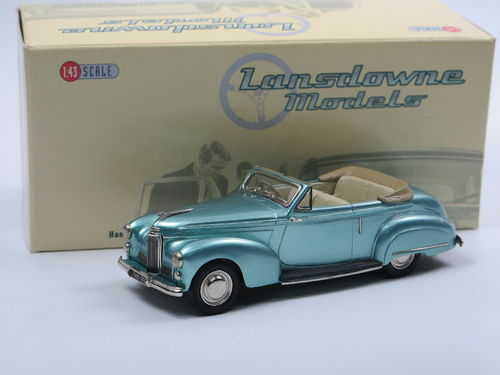 Lansdowne 1950 Humber Super Snipe Tickford Bodied DHC 1/43