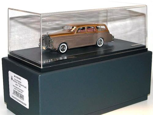 Matrix Rolls Royce Silver Cloud Estate Harold Radford 1/43