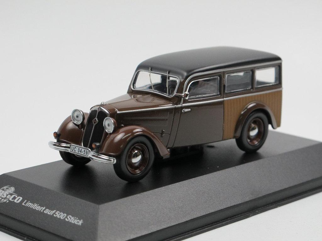 ist models 1955 ifa f8 kombi braun cars co limited 500. Black Bedroom Furniture Sets. Home Design Ideas