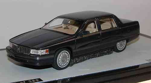 Great Lighting Models 1994 Cadillac Sedan DeVille blue 1/43