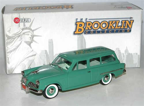 Brooklin 1954 Studebaker Conestoga Station Wagon 1/43