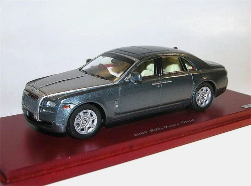 TSM Model 2009 Rolls Royce Ghost Limousine 1/43
