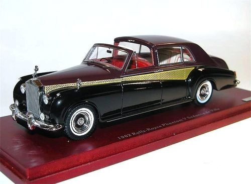TSM Model, 1962 Rolls-Royce Phantom V Sedanca de Ville, 1/43