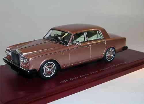 TSM Model 1979 Rolls Royce Silver Shadow II Park Ward 1/43