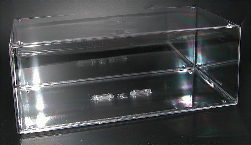 amjo boxes pc vitrine display box f r modellautos. Black Bedroom Furniture Sets. Home Design Ideas
