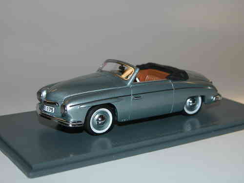 Neo Scale Models, VW Rometsch Cabriolet Modell Beeskow, 1956, 1/43
