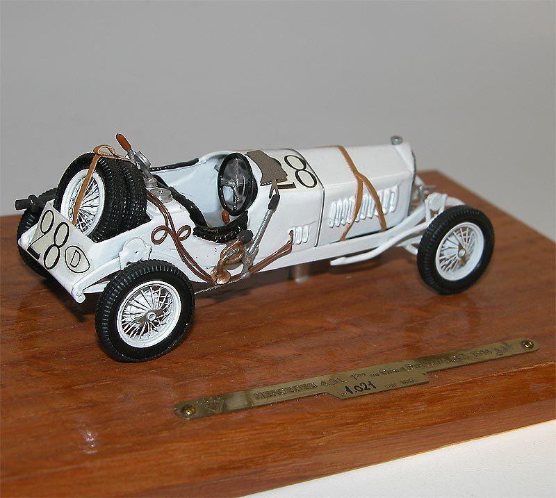 mercedes 4 5 litres grand prix rennwagen 1914 28 1 43 g p acf. Black Bedroom Furniture Sets. Home Design Ideas