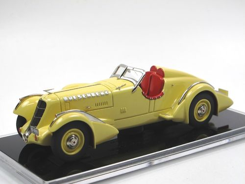 Tin Wizard 1935 Duesenberg Mormon Meteor Speedster Pebble Beach 2007 1/43