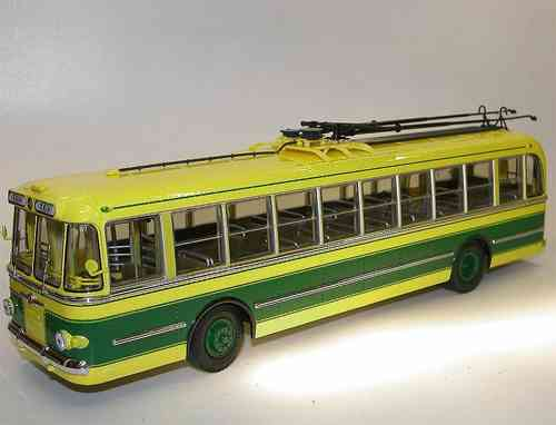 Ultra Models City Trolleybus TBU-1 USSR 1955-1958 SiU 1/43