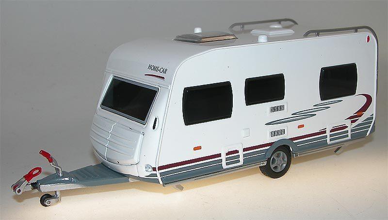 lion toys home car rally 45 wohnwagen 1 43 g nstig. Black Bedroom Furniture Sets. Home Design Ideas