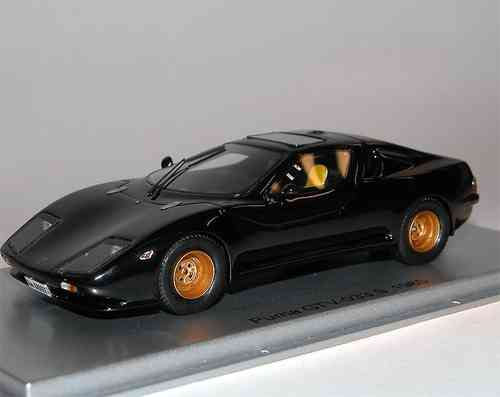 Kess Scale Models, PUMA GTV 033 S, Kit Car mit Alfa Chassis,black, 1/43