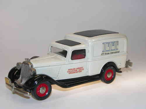 Brooklin Models, 1935 Dodge Van, I.T.T. KRUSE INTERNATIONAL, 1/43