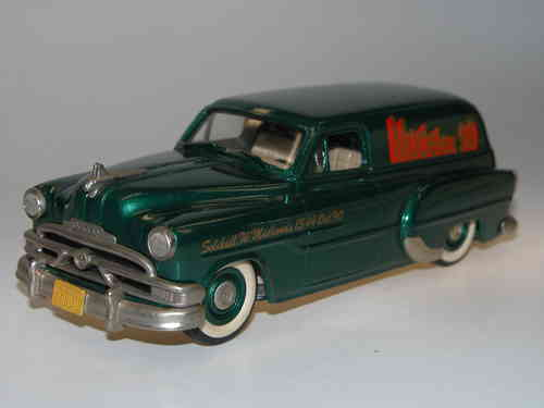 Brooklin 1953 Pontiac Sedan Delivery MODELEX 90 1/43