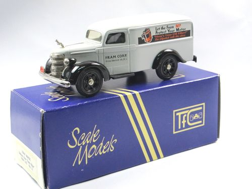 Toys for Collectors 1941 Mack Delivery Van FRAM FILTER 1/43