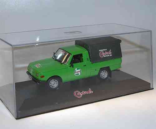 FOXTOYS, Wartburg 353 Pick-Up, CASTROL, grün, 1/43