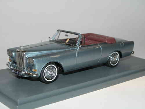 Neo 1963 Bentley SIII Continental Park Ward Convertible 1/43