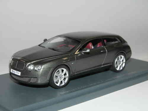 Neo 2010 Bentley Continental Flying Star by Touring grün 1/43