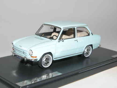 Matrix Scale Models, 1966 DAF 44, hellblau, 1/43
