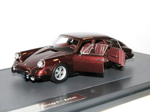 Matrix 1972 Porsche 911 Troutman Barnes 4-Door Limousine 1/43