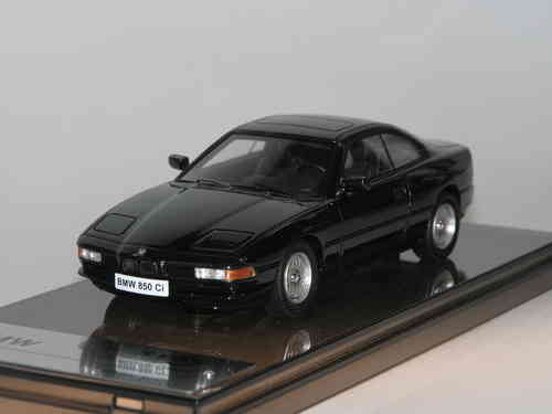 Century Dragon, 1994 BMW 850 Ci (E31), black, 1/43 Resine