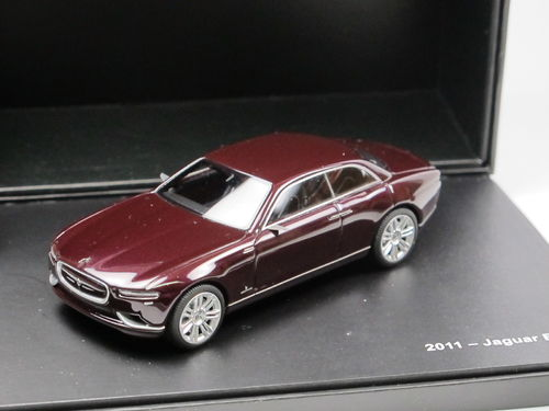 La Mini Miniera Jaguar B99 Concept Car 2011 Bertone Exquisit