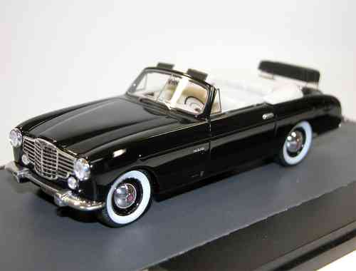 Matrix 1948 Packard 120 Vignale Convertible black 1/43