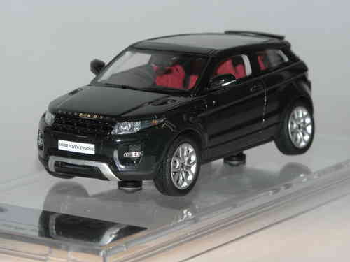 Century Dragon 2011 Range Rover Evoque black 1/43