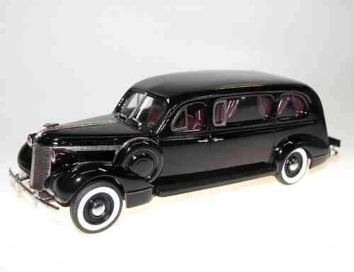 Brooklin Models, Superior-Pontiac Lawndale, Funeral Coach, 1/43