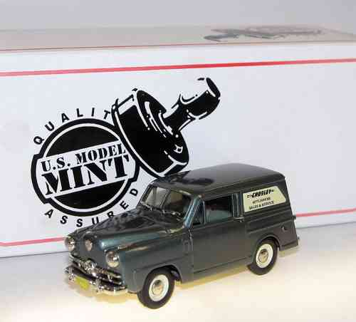 US Model Mint, 1951 Crosley Sedan Delivery, Crosley Service, 1/43